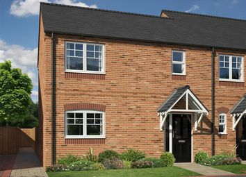 Thumbnail 3 bed end terrace house for sale in Sowe Gardens, Princethorpe Way, Binley, Coventry