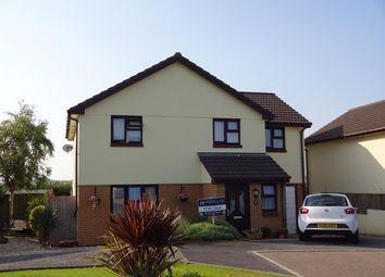 Thumbnail 5 bedroom detached house for sale in Rosemoor Road, Torrington