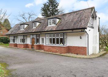 Thumbnail 4 bed detached house to rent in Marringdean Road, Billingshurst