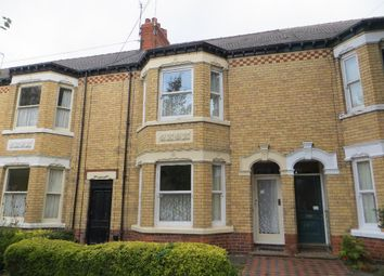 Thumbnail 3 bedroom terraced house for sale in Marlborough Avenue, Hull