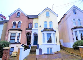 Thumbnail 1 bed flat for sale in Vicarage Road, Strood, Rochester
