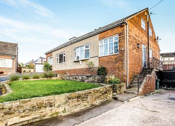 Thumbnail 3 bed semi-detached house for sale in Turnshaw Close, Kirkburton, Huddersfield