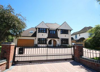 Thumbnail 6 bed detached house for sale in Chislehurst Road, Petts Wood, Orpington, Kent