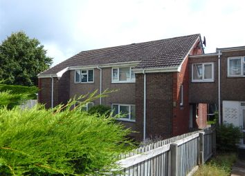 Thumbnail 3 bed semi-detached house for sale in Cross Acre, West Cross, Swansea