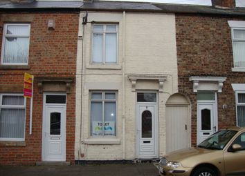 Thumbnail 2 bed terraced house to rent in Hewley Street, Middlesbrough