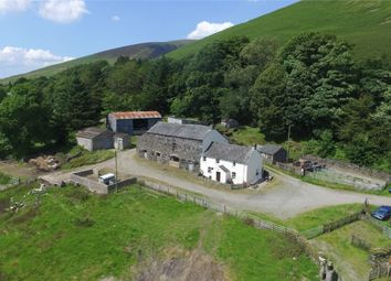Thumbnail Land for sale in Middle Row Farmhouse, Buildings And 9.09 Acres, Threlkeld, Keswick