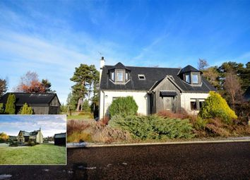 Thumbnail 5 bed detached house for sale in Coylum Road, Aviemore