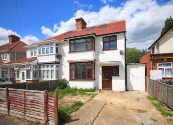 Thumbnail 4 bed semi-detached house to rent in Orchard Avenue, Heston