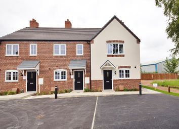 Thumbnail 2 bed end terrace house for sale in Plot 21, Belle Vue Lane, Blidworth