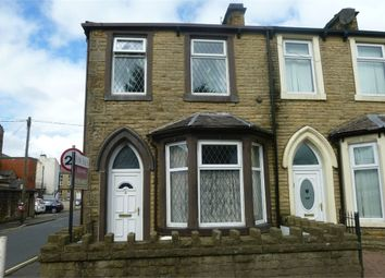 Thumbnail 2 bed end terrace house for sale in Belvedere Road, Burnley, Lancashire