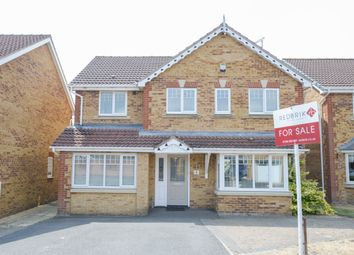 Thumbnail 4 bed detached house for sale in Kedleston Close, Chesterfield