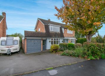 Thumbnail 4 bed detached house for sale in Kelmarsh Avenue, Wigston