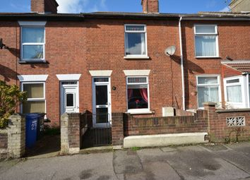 Thumbnail 3 bedroom terraced house for sale in Tennyson Road, Lowestoft