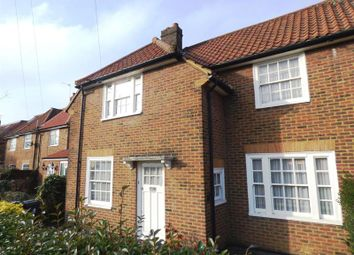 Thumbnail 3 bed semi-detached house for sale in Saxon Drive, London