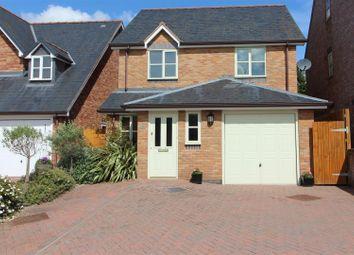 Thumbnail 3 bedroom detached house for sale in Lon Maldwyn, Llansantffraid