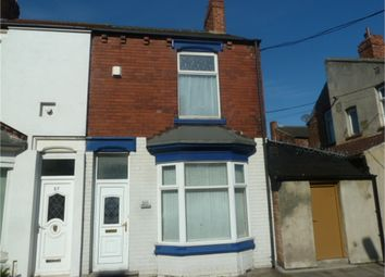 Thumbnail 2 bedroom end terrace house for sale in Kildare Street, Middlesbrough, North Yorkshire