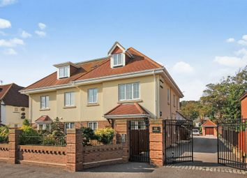 Thumbnail 2 bed flat for sale in Stuart Road, Highcliffe, Christchurch