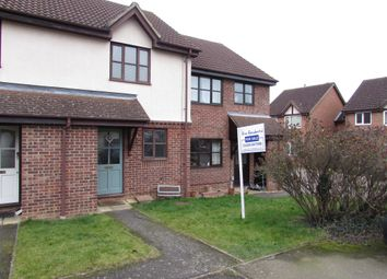 Thumbnail 2 bed terraced house for sale in Aster Close, Abington, Northampton