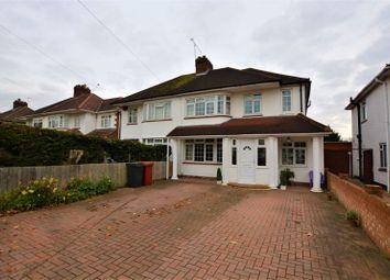 4 bed semi-detached house for sale in Cranbourne Close, Cippenham, Slough SL1