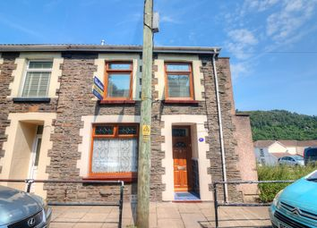 Thumbnail 3 bed end terrace house for sale in Abercynon Road, Abercynon, Mountain Ash