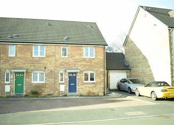 Thumbnail 3 bed end terrace house for sale in Gelli Rhedyn, Fforestfach, Swansea