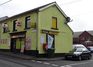 Thumbnail Retail premises for sale in 93 High Street, Caeharris, Merthyr Tydfil, Mid Glamorgan