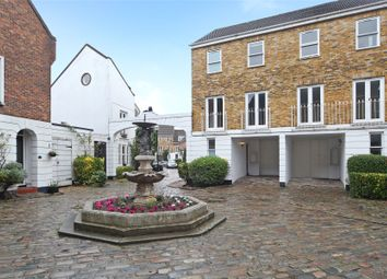 Thumbnail 4 bed mews house to rent in Robinscroft Mews, Sparta Street, Greenwich, London
