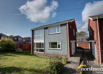 Thumbnail 2 bed flat to rent in Denham Walk, Chapel House Estate, Newcastle Upon Tyne