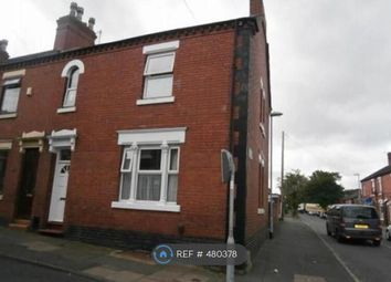 Thumbnail 6 bedroom end terrace house to rent in Ruxley Road, Stoke-On-Trent