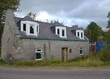 Thumbnail Property for sale in Smithy Cottage Auchindoun, Dufftown