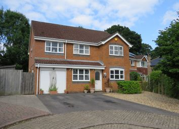 Thumbnail 4 bed detached house for sale in Armada Close, Rownhams, Southampton
