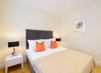 Thumbnail 1 bed flat to rent in Hamlet Gardens, Ravenscourt Park