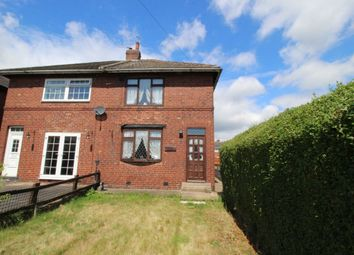 Thumbnail 2 bed semi-detached house for sale in Croft Avenue, Normanton