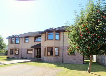 Thumbnail 3 bed flat for sale in Grovita Gardens, Forres