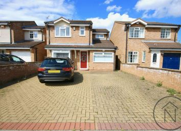 Thumbnail 3 bed detached house for sale in Smithfield Road, Darlington