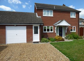 Thumbnail 4 bed detached house for sale in Church Road, Alpington