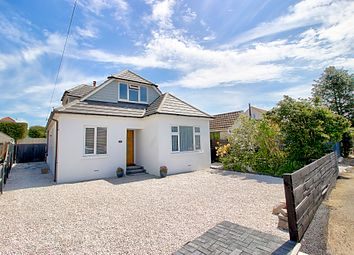 Thumbnail 5 bedroom detached bungalow for sale in Minterne Road, Christchurch