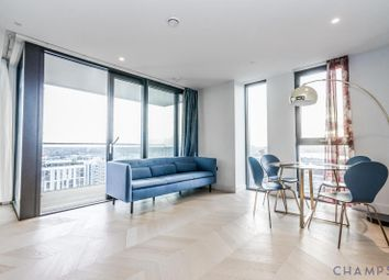 Thumbnail 2 bed flat to rent in 5 Tidemill Square, Greenwich Peninsula, London