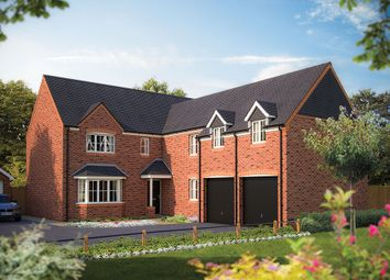 "Thumbnail 5 bed detached house for sale in ""The Birkenshaw"" at Barnton Way, Sandbach"