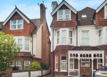 Thumbnail 3 bed flat for sale in Elmstead Road, Bexhill-On-Sea