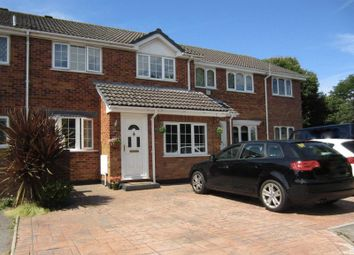 Thumbnail 4 bedroom terraced house for sale in Chandlers Close, Bournemouth