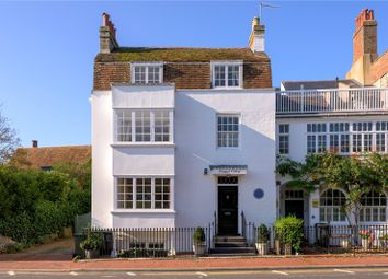 Thumbnail 3 bed end terrace house for sale in The Green, Rottingdean, East Sussex