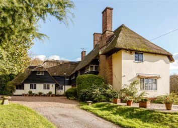 Thumbnail 7 bed detached house for sale in Hambledon Road, Hambledon, Hampshire
