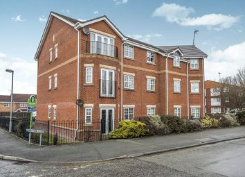 Thumbnail 2 bed flat for sale in West Park Close, Skelmersdale