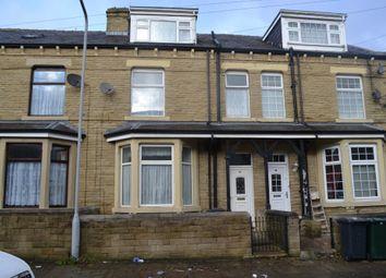 Thumbnail 5 bed terraced house for sale in Burnett Avenue, Little Horton, Bradford
