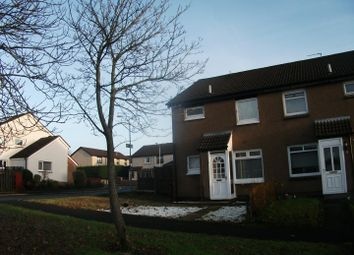 Thumbnail 1 bedroom terraced house to rent in Allandale Avenue, Newarthill, Motherwell