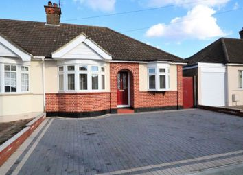 Thumbnail 3 bed semi-detached bungalow for sale in Crofton Road, Grays