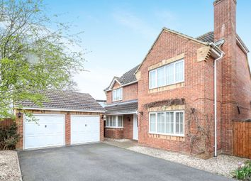 Thumbnail 5 bed detached house for sale in Field Place, Verwood
