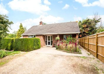 Thumbnail 2 bed detached bungalow for sale in The Street, Shurlock Row, Reading, Berkshire