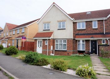 Thumbnail 3 bed end terrace house for sale in Caesar Way, Wallsend